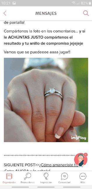 Achúntale al anillo y...¡compártenos el TUYO!💍 11