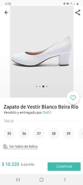 Super datito: Zapatos para la boda 🎇 - 1