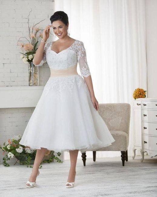 ¿Qué vestido de novia es para ti? - 1