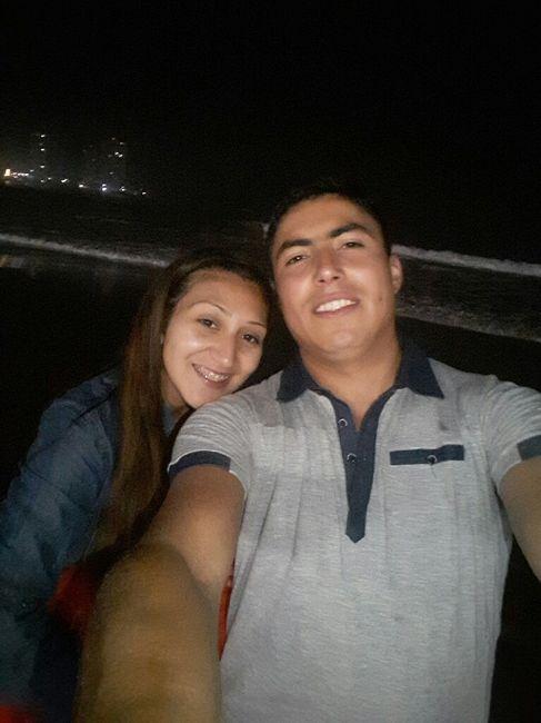 Novios que nos casamos el 7 de Febrero de 2020 en Curicó 2