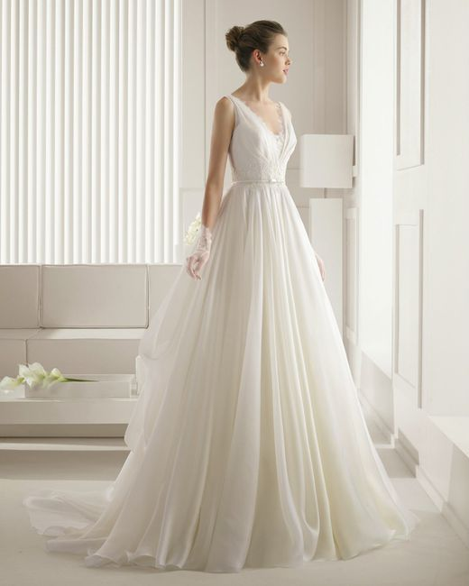 Nicole, matrimonio romántico y tradicional 5