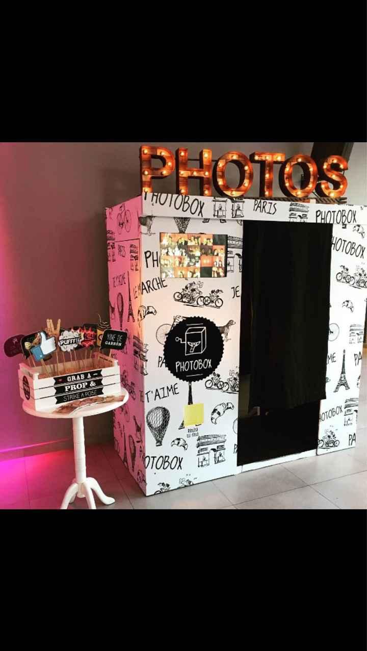 Robot led y cabina fotográfica 🎉 - 2