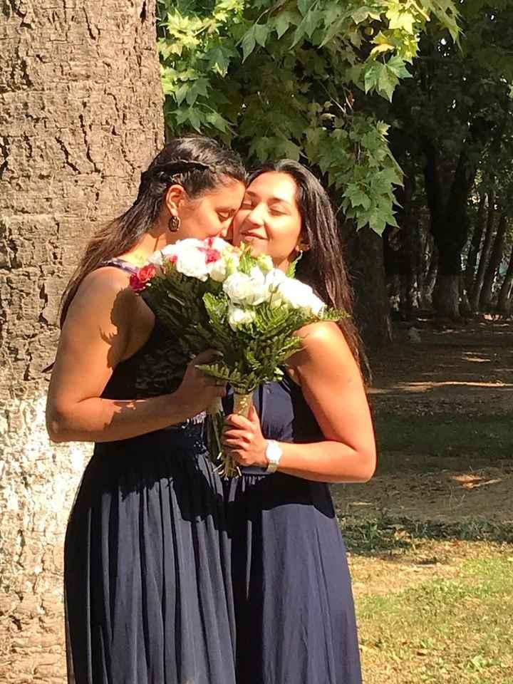 Dos novias - 1