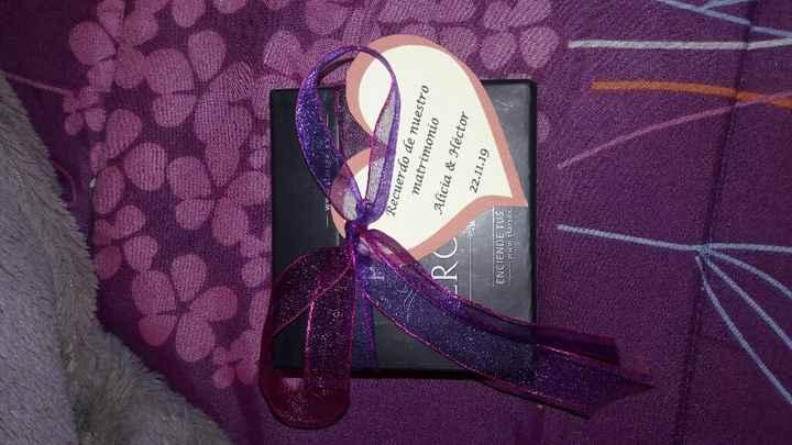 Juegos y regalitos para los casados - 2