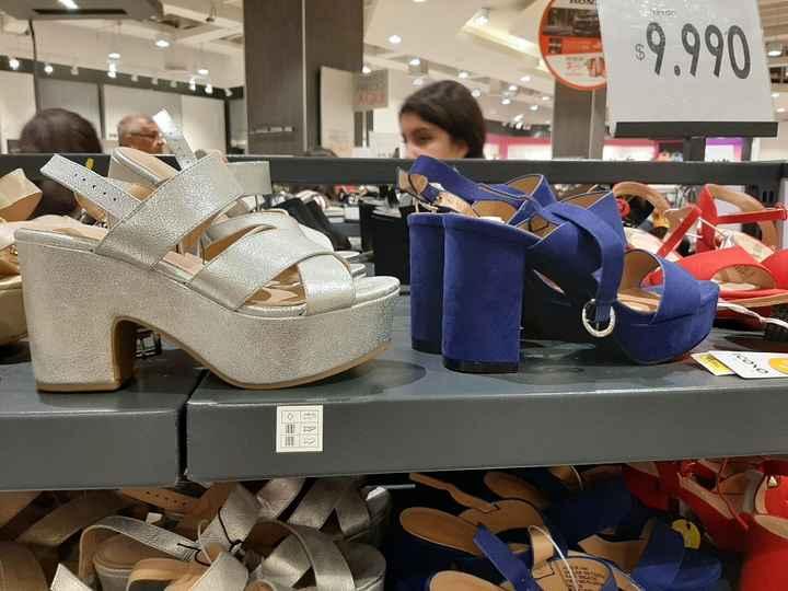 Zapatos hermosos baratísimos - 2