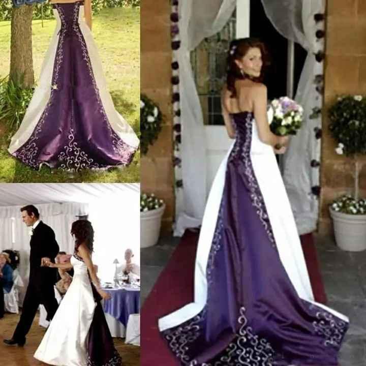 PREGUNTA: ¿La novia tiene que ir vestida de blanco en su matrimonio?👗 - 3