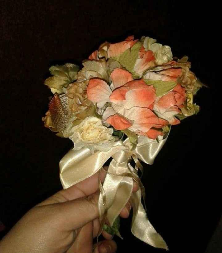 ¿Alguna vez se ganaron el ramo de la novia? 💐 - 1