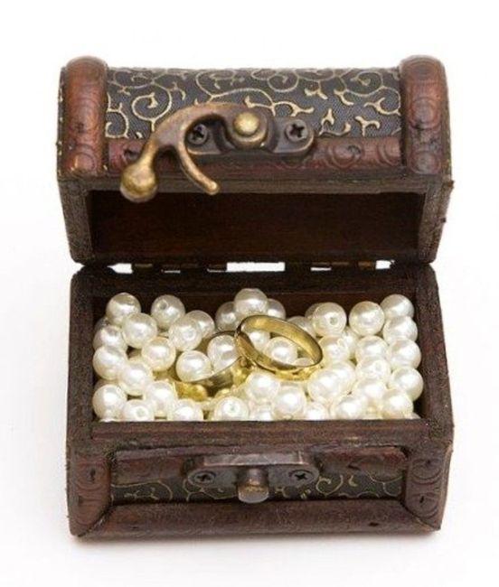Ideas de Porta anillos ❤️ 6