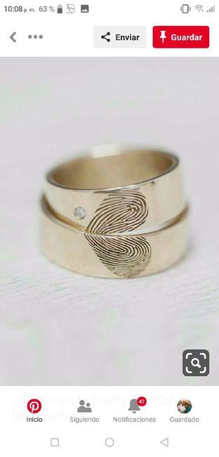 Busco quien haga este anillo 1