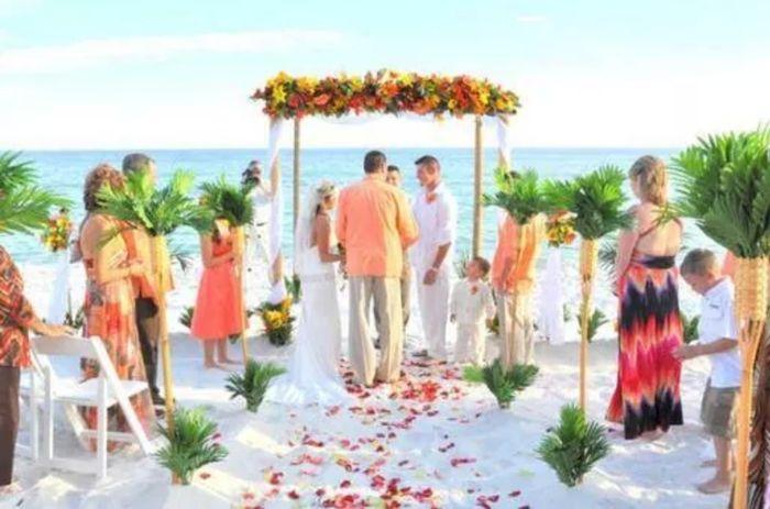 Matrimonio Catolico En La Playa : Ideas matrimonios en la playa