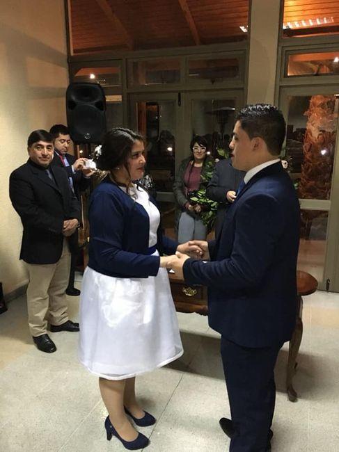 Al fin casados 5