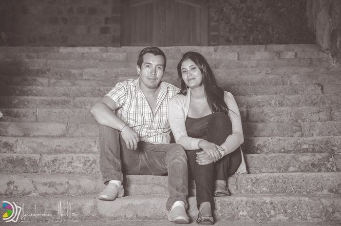 Sesión de fotos (pre-boda) - 2