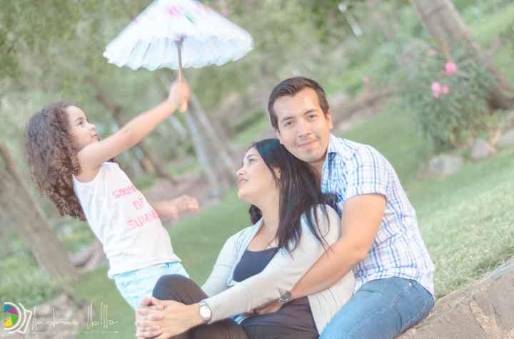 Sesión de fotos (pre-boda) - 9
