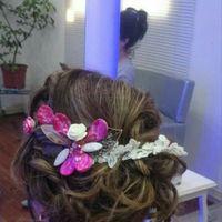 Maquillaje y mi peinado - 2
