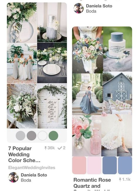 Colores del matrimonio - 1