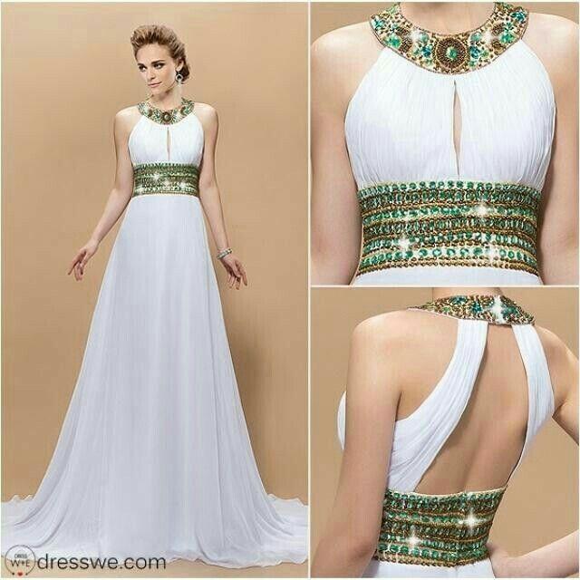 vestido civil griego o egipcio