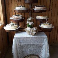Tendencia: Decorar la torta con hojas - 1