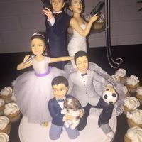 Monitos de la torta - 1