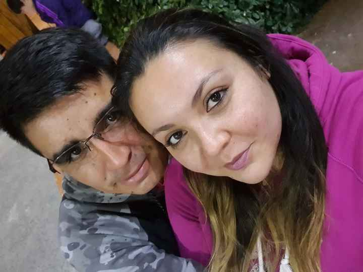 De la Pizza.... al amor! Osvaldo & Connie - 1