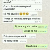 Amor en Conserva: Novios por whatsapp - 1