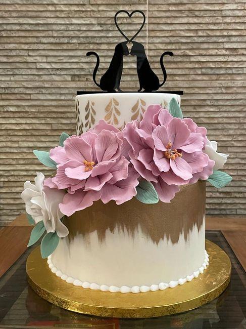 Tu torta vestida de DORADO: ¿Cuánto le pones? - 1