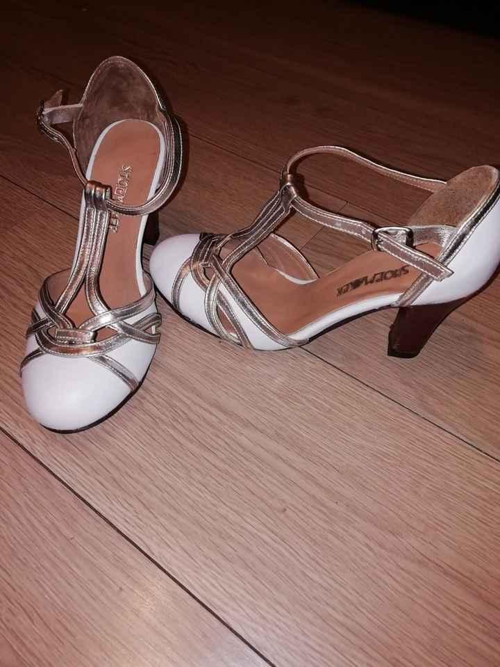 Me llegaron los zapatos 😍 - 1