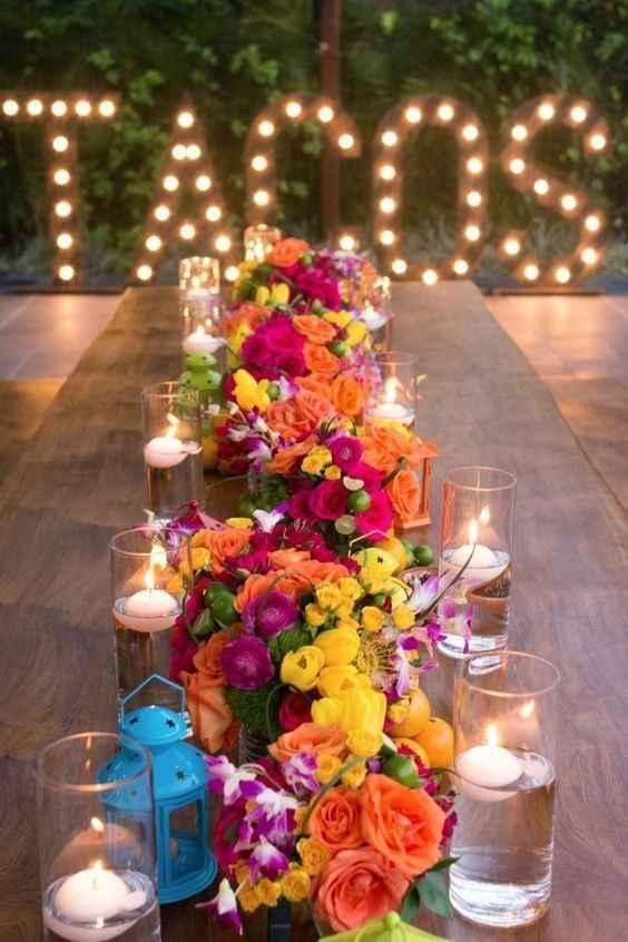 1. mexican wedding