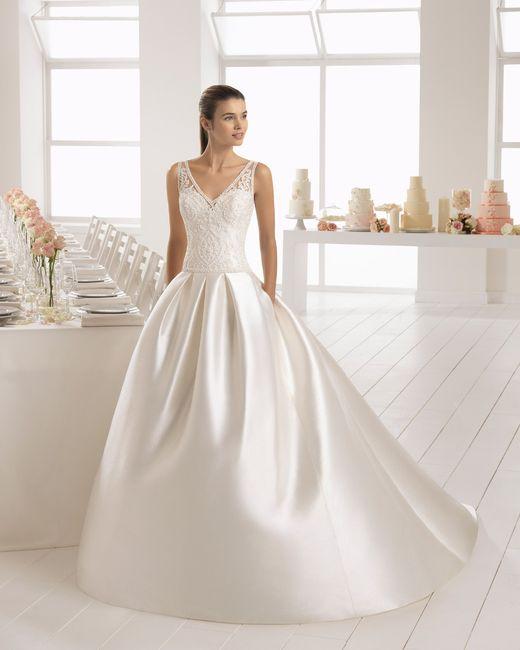 5db8eae2a ¿Sabes diferenciar los tipos de telas para tu vestido de novia  1