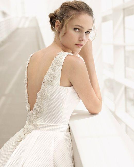 7ce960063 ¿Sabes diferenciar los tipos de telas para tu vestido de novia  2