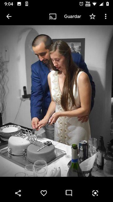 Me case por el civil y estoy a 11 días de casarme por la iglesia ☺️ - 3