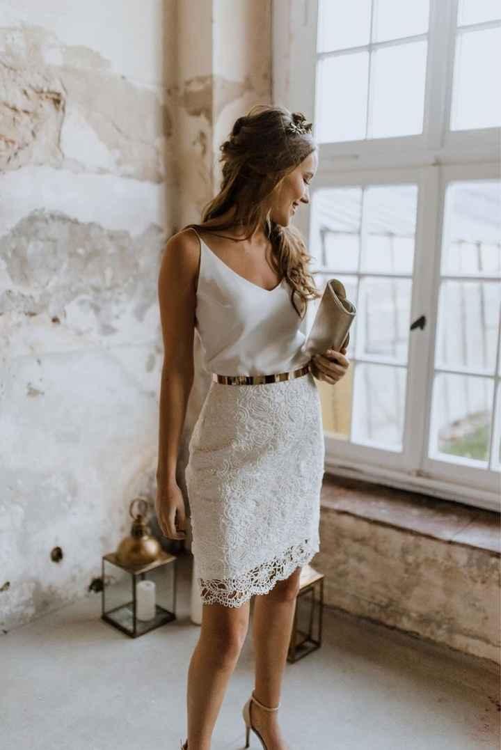 Rompo el hielo y alguna idea para en vestido de novia civil? - 1