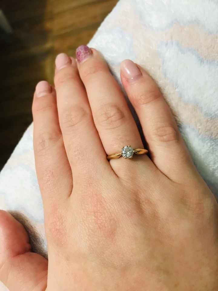 Achúntale al anillo y...¡compártenos el TUYO!💍 - 2
