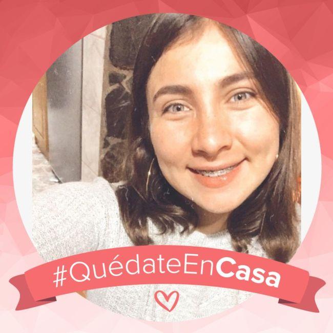¡Personaliza tu foto de perfil con nuestros marcos #QuédateEnCasa! ❤ 5