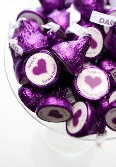 ¡Souvenirs 💜 morados 💜 para tu matrimonio! - 12
