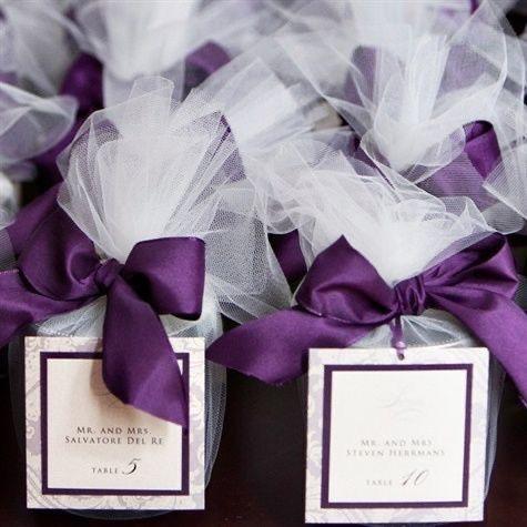 ¡Souvenirs 💜 morados 💜 para tu matrimonio! - 13