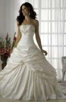 Donde comprar vestidos de novia usados baratos