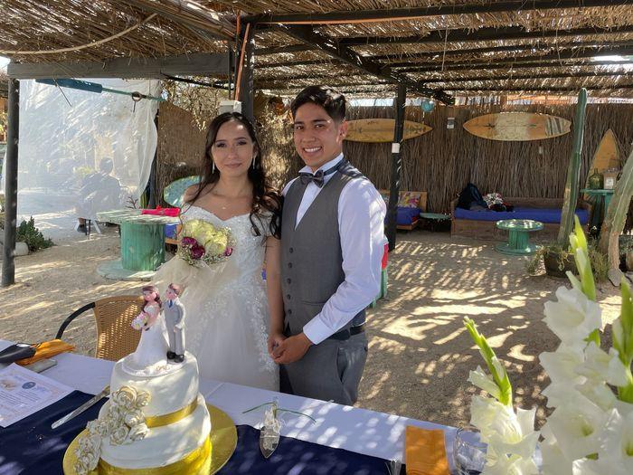 Nos casamos!! 6