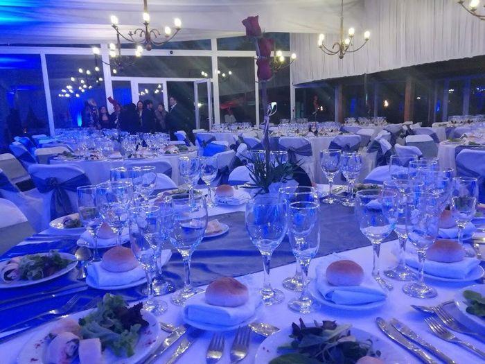 Nuestra boda y proveedores, Calera de Tango - Stgo 5