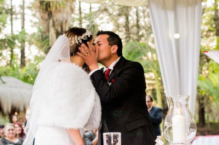 Nuestra boda y proveedores, Calera de Tango - Stgo 7