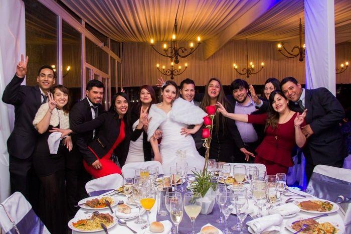 Nuestra boda y proveedores, Calera de Tango - Stgo 9