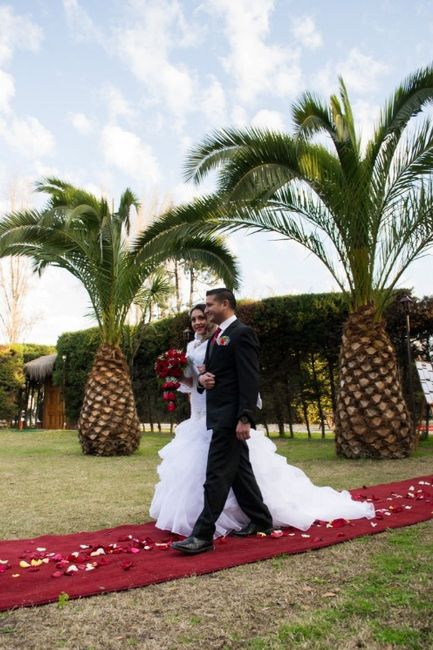 Nuestra boda y proveedores, Calera de Tango - Stgo 10