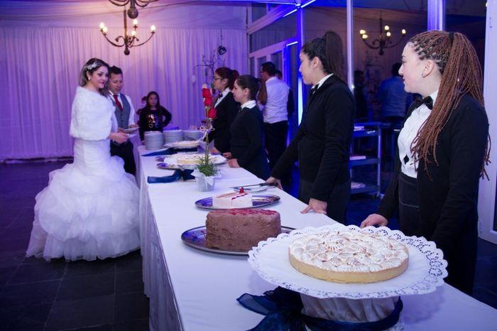 Nuestra boda y proveedores, Calera de Tango - Stgo 11