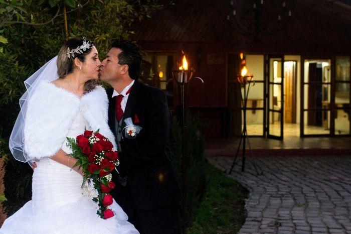 Nuestra boda y proveedores, Calera de Tango - Stgo 12