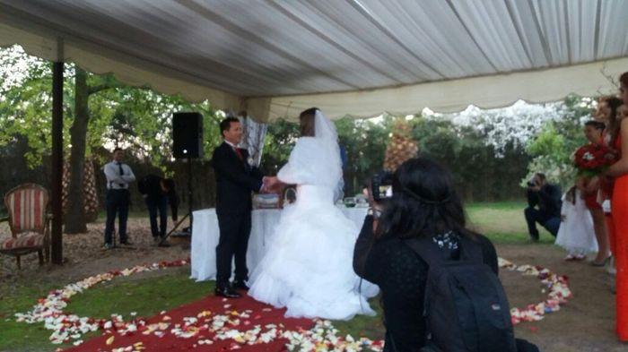 Nuestra boda y proveedores, Calera de Tango - Stgo 24