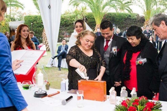 Nuestra boda y proveedores, Calera de Tango - Stgo 49