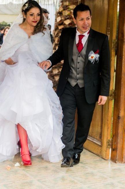 Nuestra boda y proveedores, Calera de Tango - Stgo 51