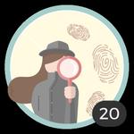 Genia (20). Te encanta curiosear todos los artículos y empaparte con nuestras ideas y consejos. Ya comentaste en 20 artículos, así que te ganaste a pulso esta medalla.