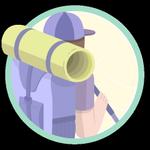 Aventurera. Tu espíritu aventurero no tiene límites. Has participado en 10 debates así que ya puedes lucir esta bonita insignia.