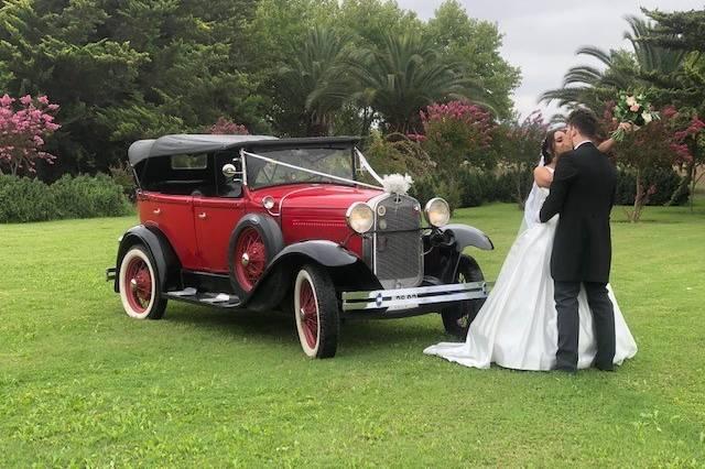 Up Autos para Matrimonios