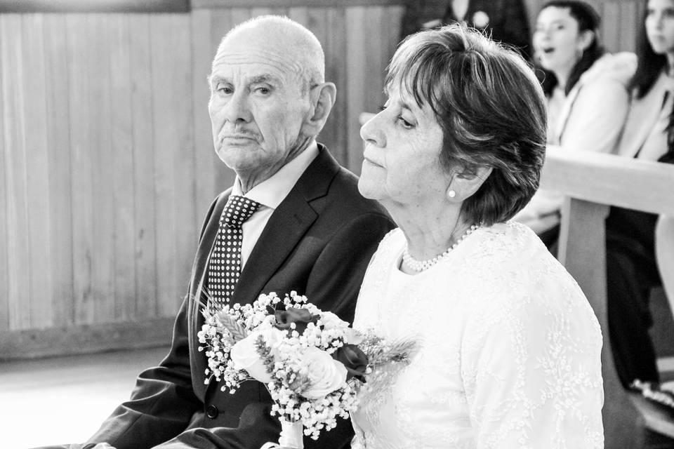 Matrimonio 50 años